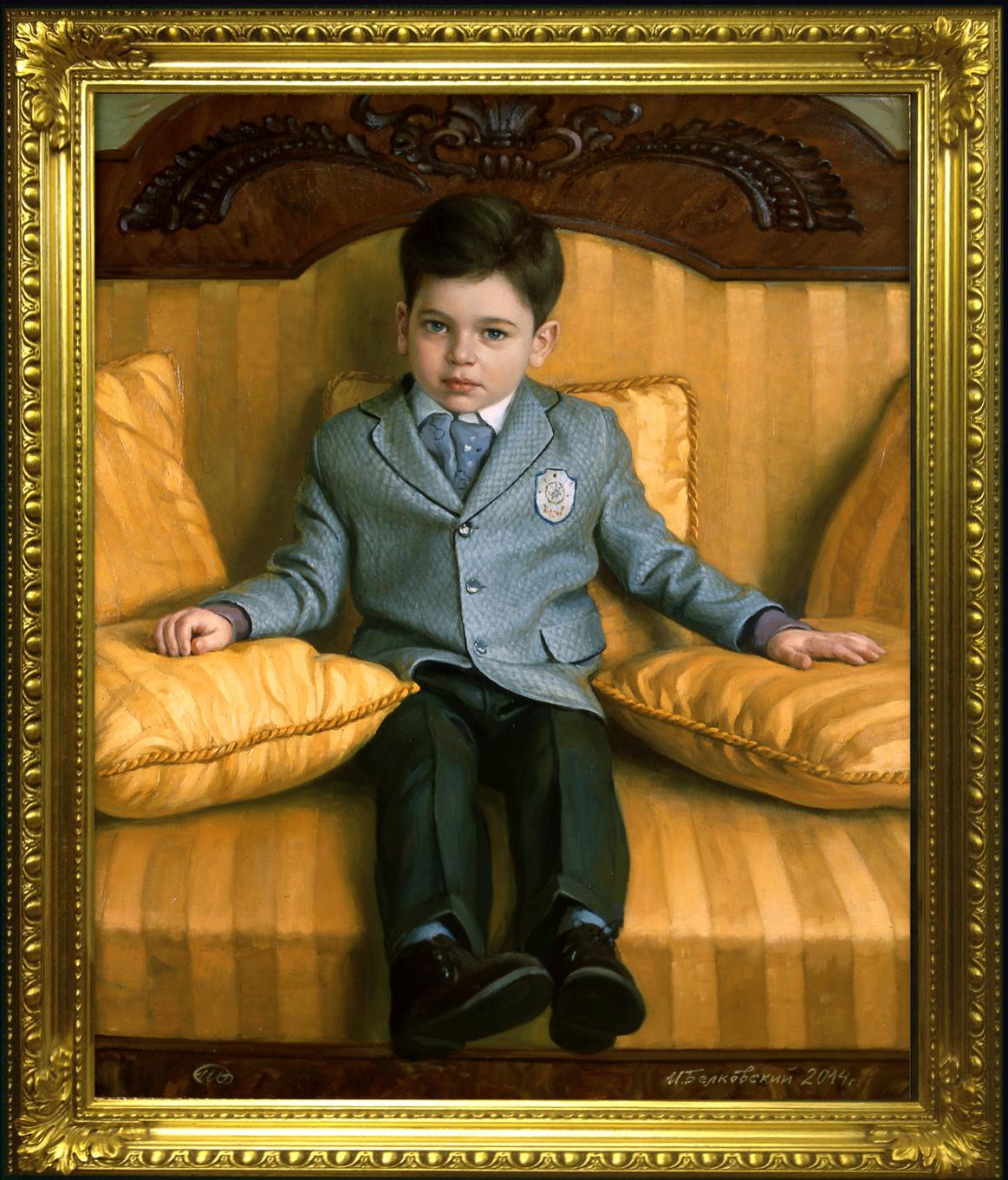 У Кобзона родился внук Иосиф - Общество, Светская жизнь - МК 9